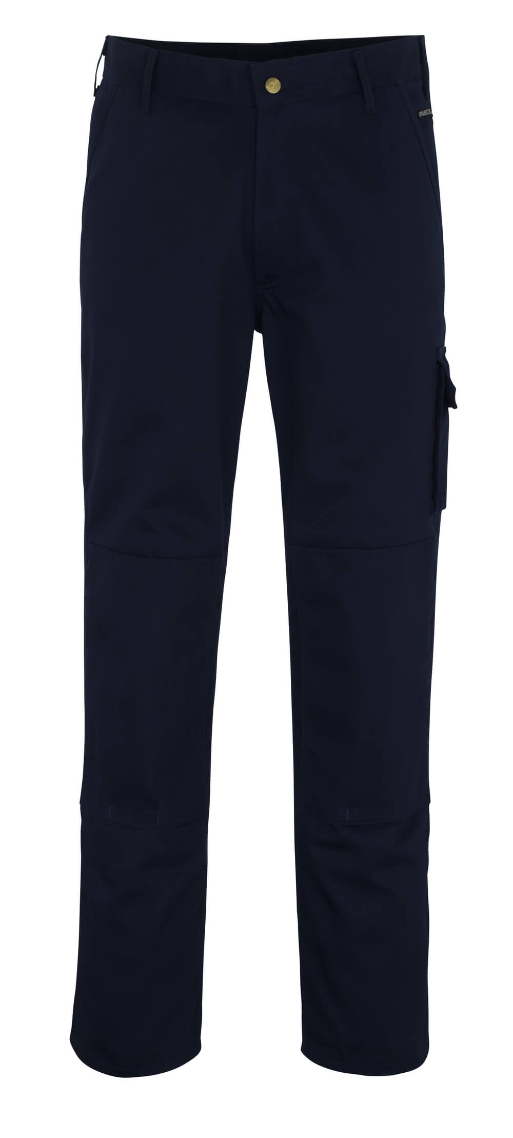 00279-430-01 Pants with kneepad pockets - navy