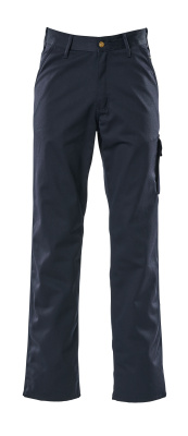 00299-430-01 Pants with thigh pockets - navy