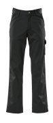 00299-430-09 Pants with thigh pockets - black