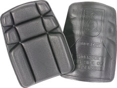 00418-100-08 Kneepads - grey-flecked