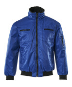 00516-620-11 Pilot Jacket - royal