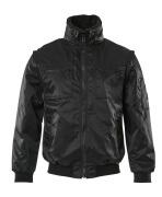 00520-620-09 Pilot Jacket - black
