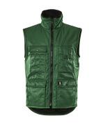 00554-620-03 Winter Gilet - green