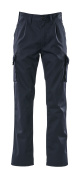 00773-430-01 Pants with thigh pockets - navy