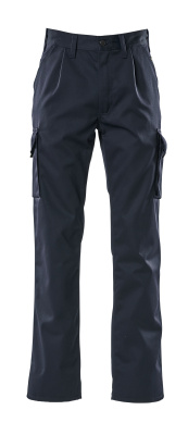 00773-430-01 Trousers with thigh pockets - navy