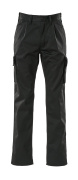 00773-430-09 Pants with thigh pockets - black