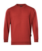 00784-280-02 Sweatshirt - red