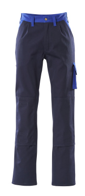 00955-630-111 Pants with kneepad pockets - navy/royal