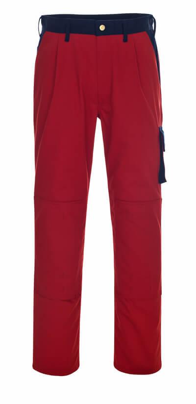 00979-430-111 Pants with kneepad pockets - navy/royal