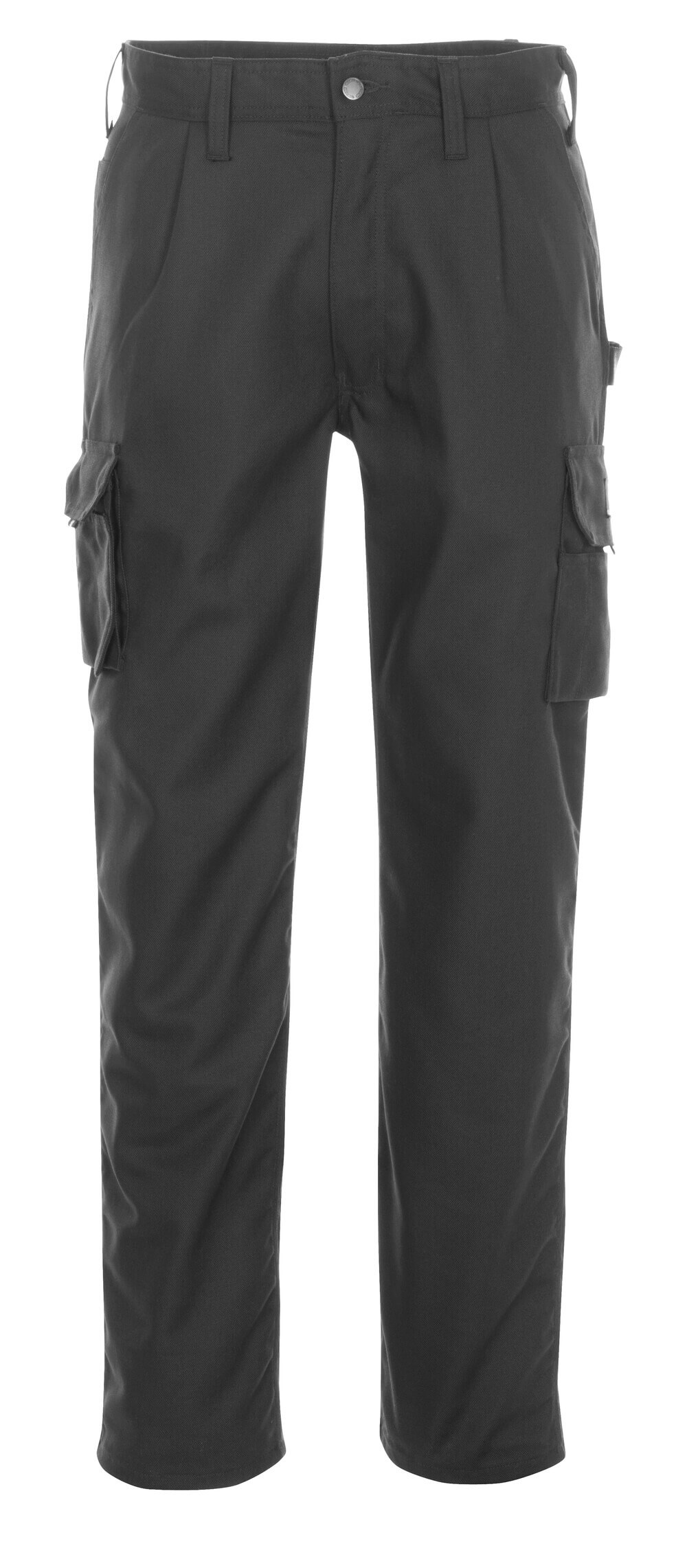 03079-010-09 Pants with thigh pockets - black