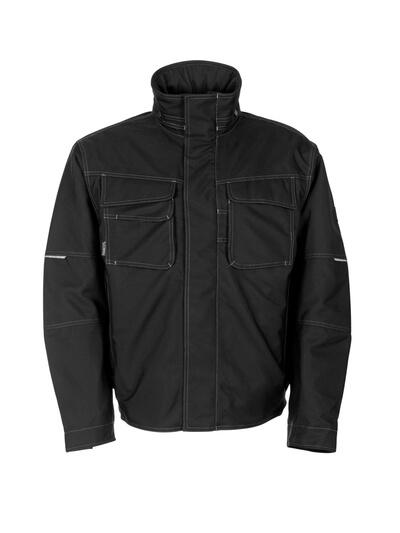 05035-025-09 Pilot Jacket - black