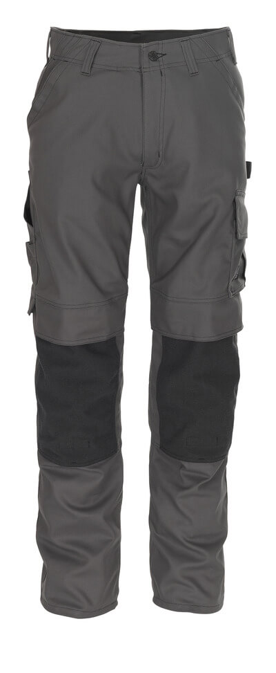 05079-010-01 Trousers with kneepad pockets - navy