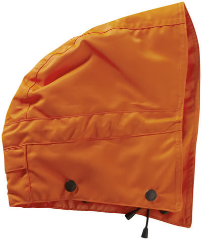 05114-880-14 Hood - hi-vis orange