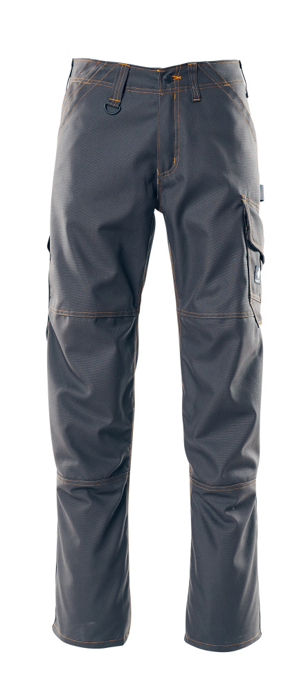 05279-010-010 Pants with thigh pockets - dark navy