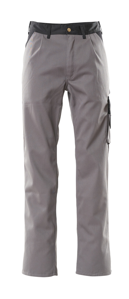06279-430-8889 Pants with thigh pockets - anthracite/black