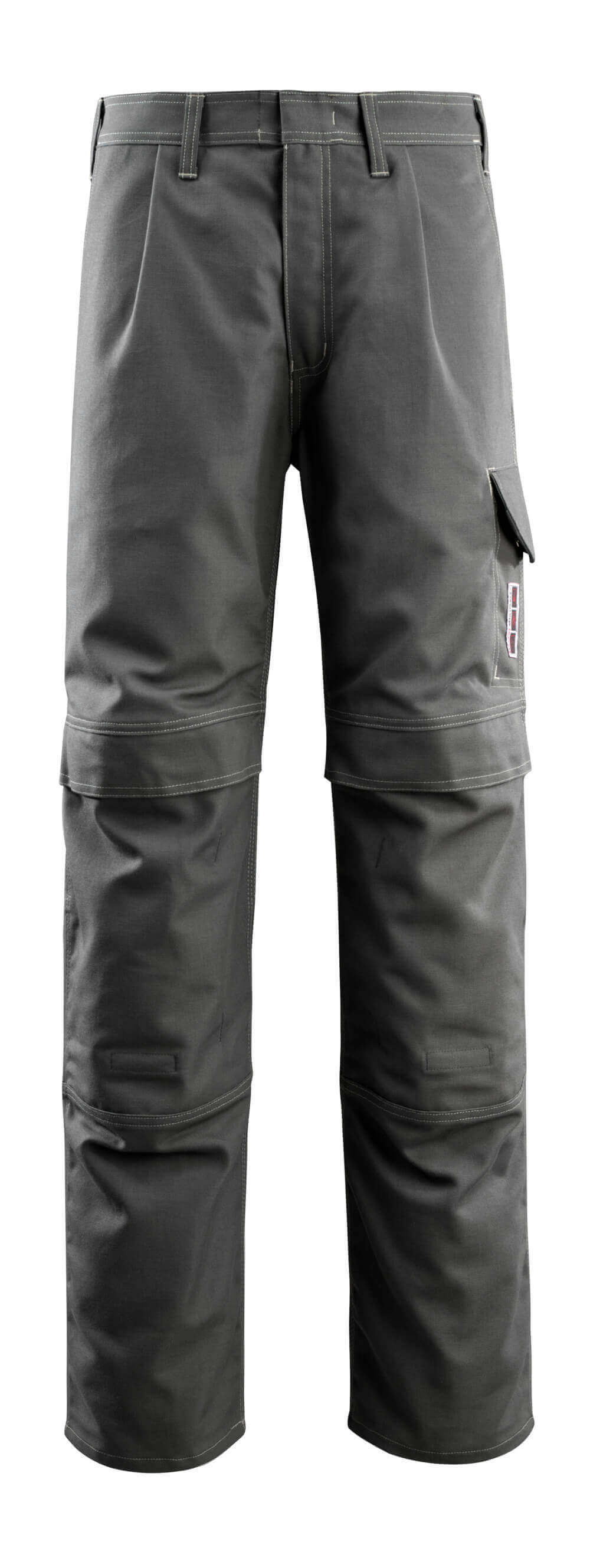 06679-135-18 Pants with kneepad pockets - dark anthracite