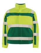 07109-470-1703 Jacket - hi-vis yellow/green
