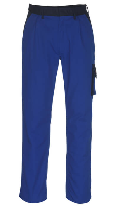 08779-442-1101 Pants with thigh pockets - royal/navy