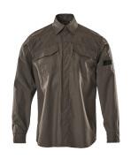 09004-142-18 Shirt - dark anthracite