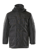 10010-194-09 Parka Jacket - black