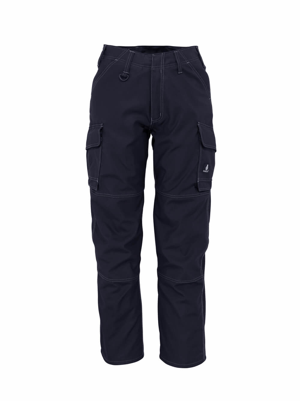 10279-154-010 Pants with thigh pockets - dark navy