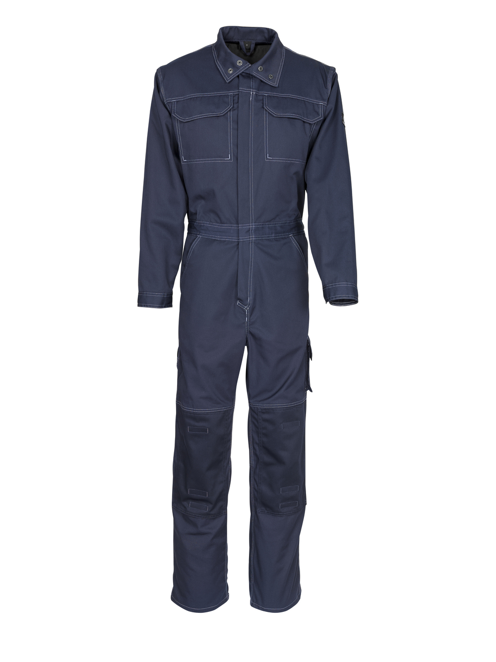 10519 442 boilersuit with kneepad pockets mascot industry