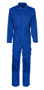 10519-442-11 Boilersuit with kneepad pockets - royal