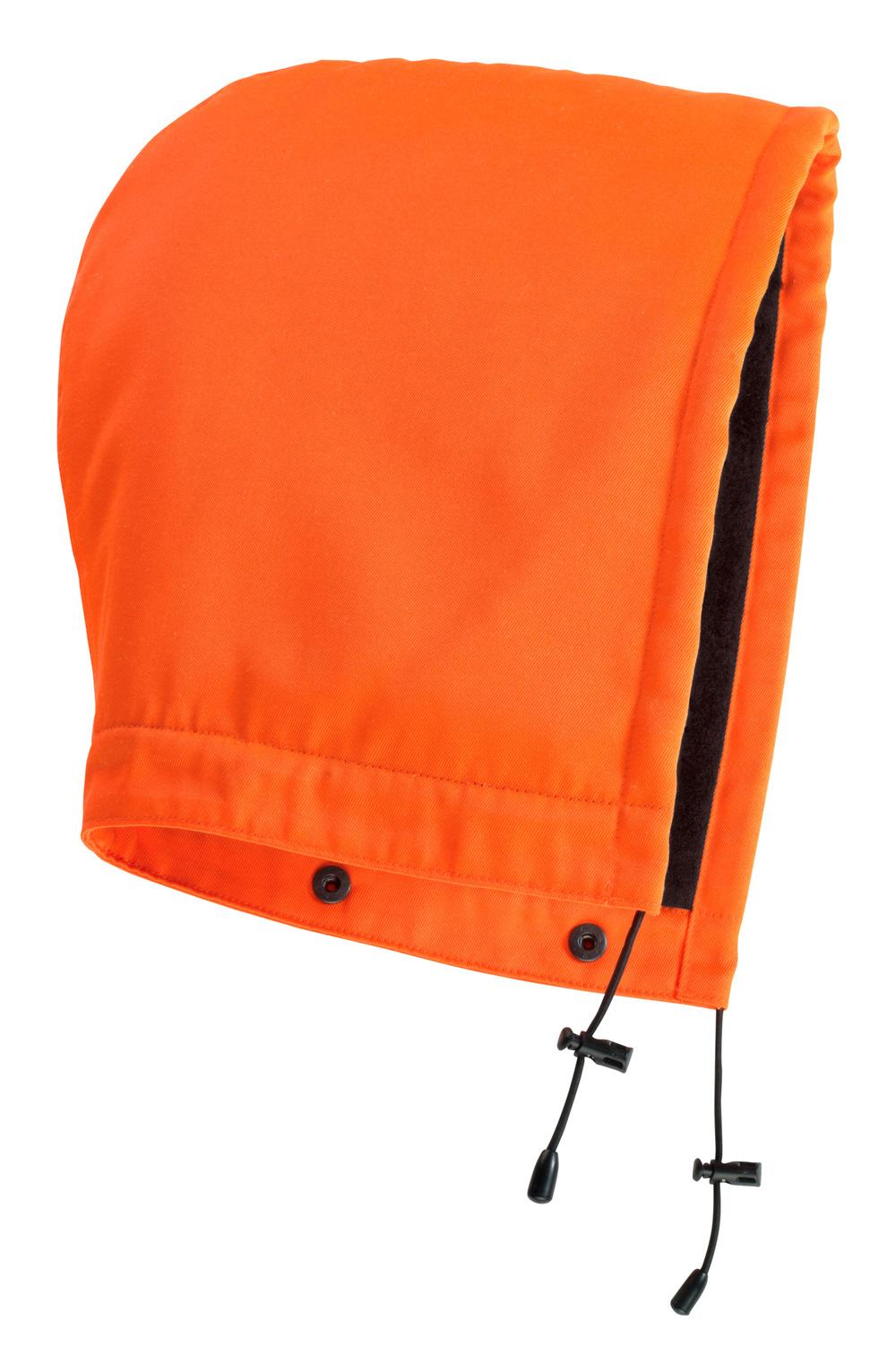 10544-660-14 Hood - hi-vis orange