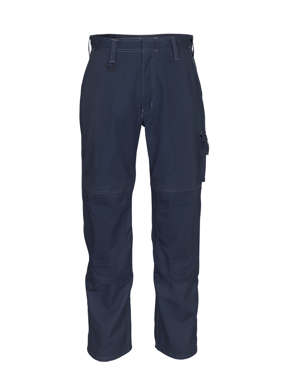 10579-442-010 Pants with kneepad pockets - dark navy