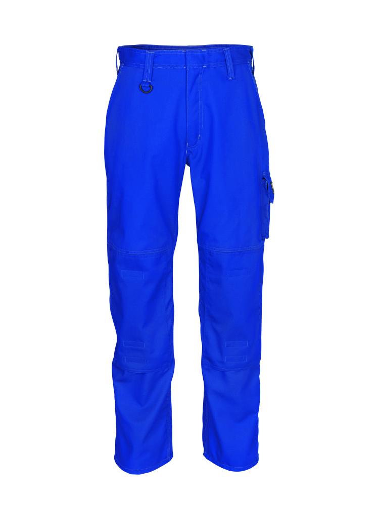 10579-442-11 Pants with kneepad pockets - royal