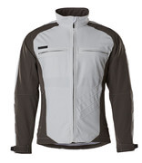 12002-149-0618 Softshell Jacket - white/dark anthracite