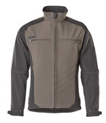 12002-149-1809 Softshell Jacket - dark anthracite/black