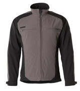 12002-149-88809 Softshell Jacket - anthracite/black