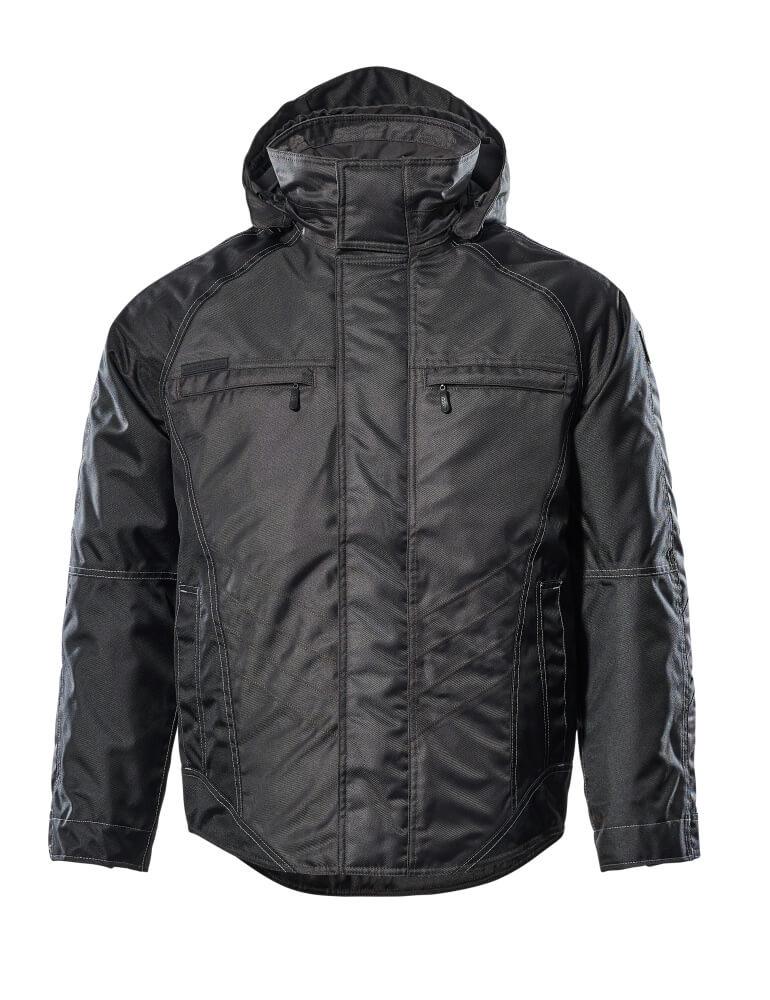 12035-211-1809 Winter Jacket - dark anthracite/black