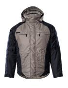 12035-211-5509 Winter Jacket - light khaki/black