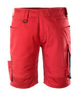 12049-442-0209 Shorts - red/black