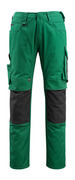 12679-442-0918 Pants with kneepad pockets - black/dark anthracite