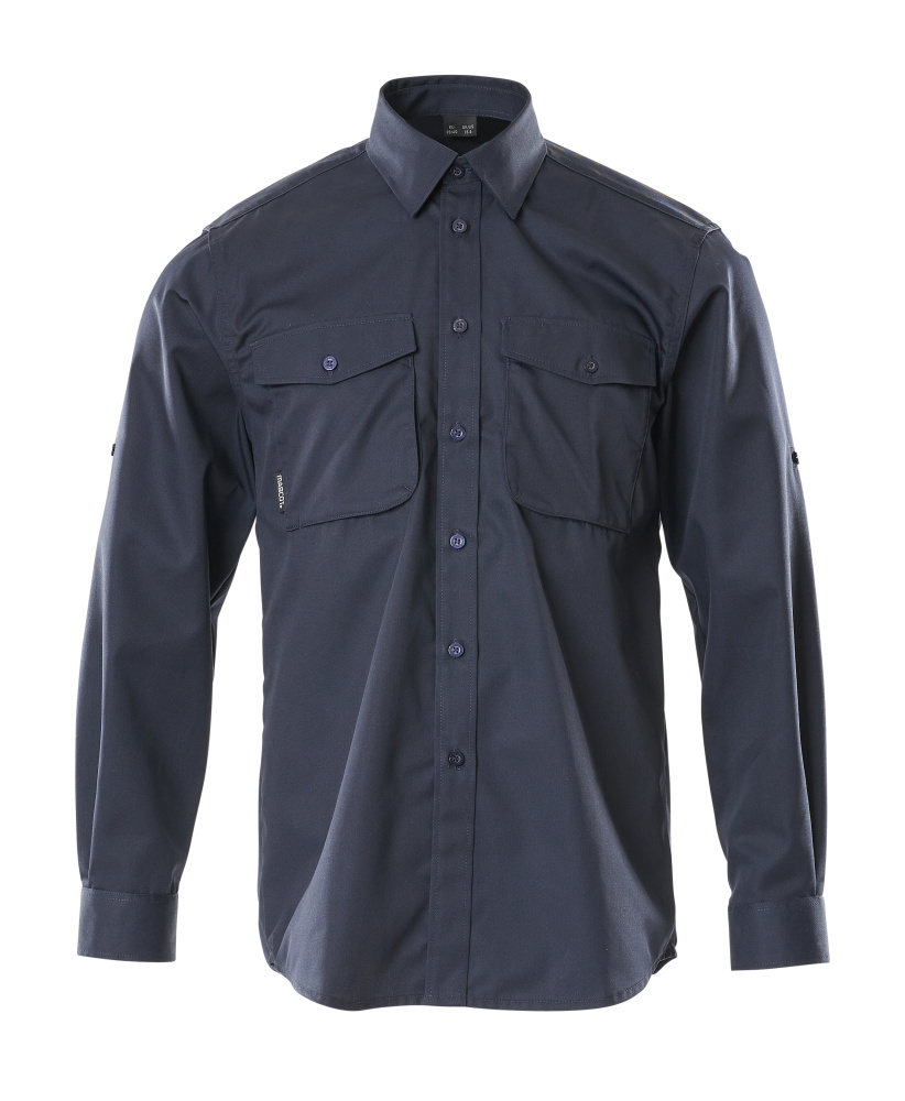 13004-230-010 Shirt - dark navy
