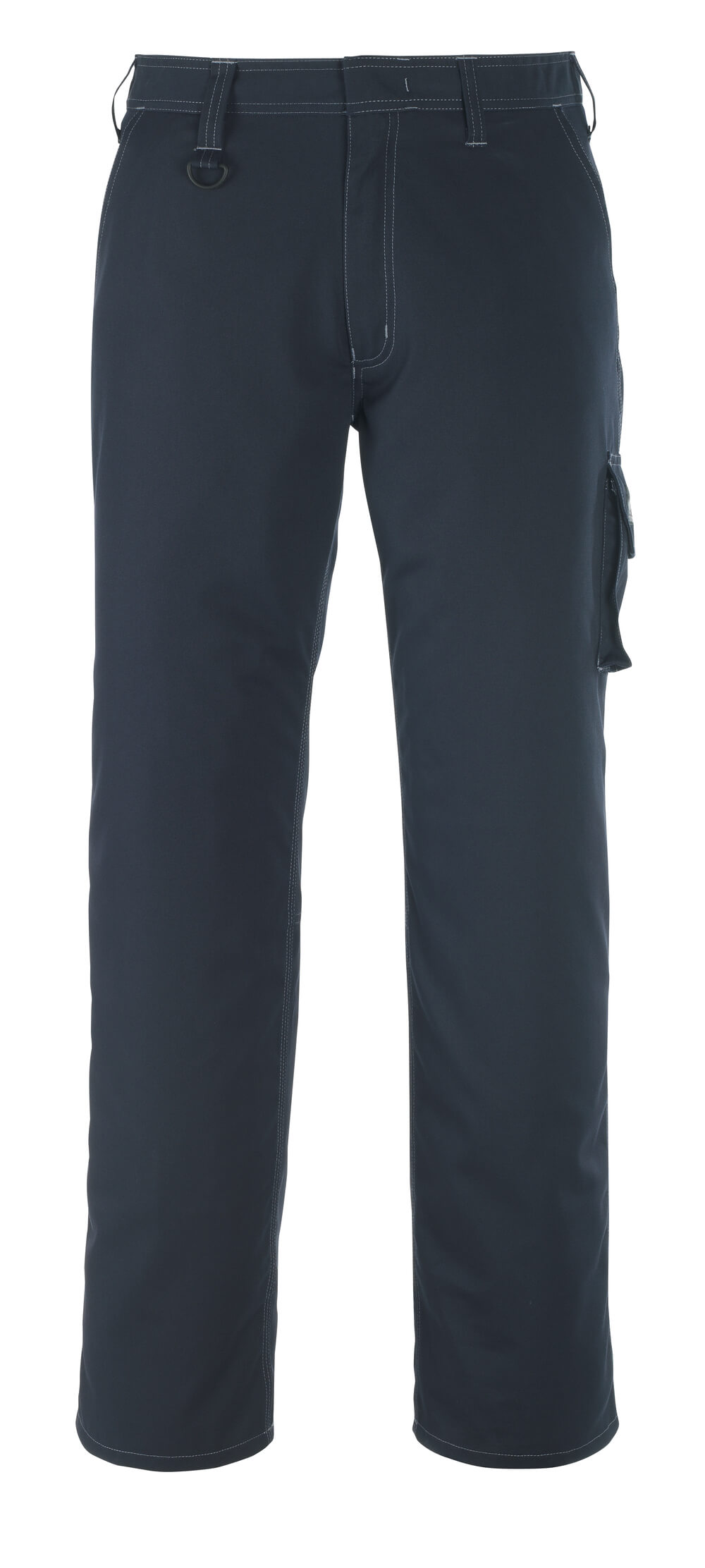 13579-442-010 Pants with thigh pockets - dark navy