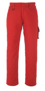13579-442-02 Pants with thigh pockets - red