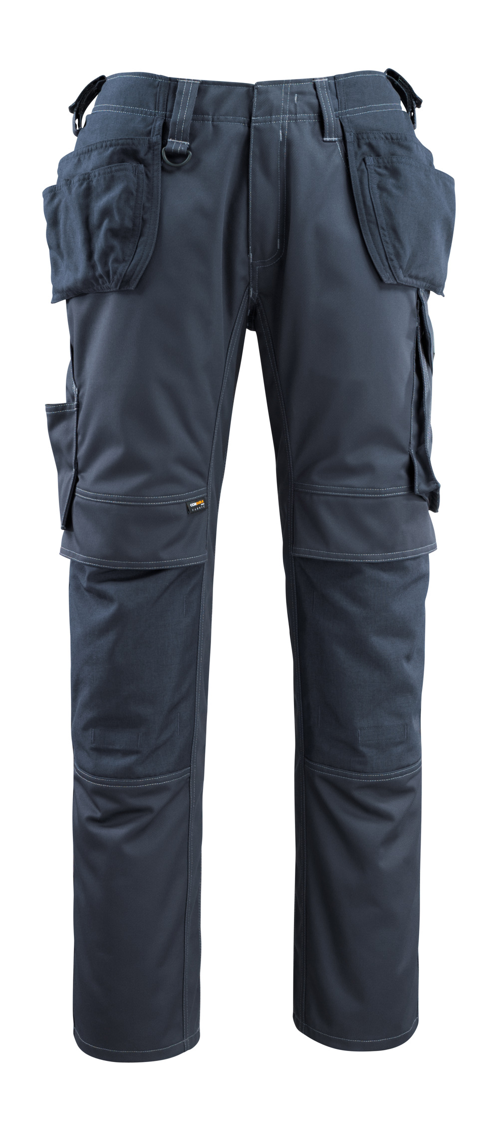 14131-203-010 Pants with kneepad pockets and holster pockets - dark navy