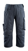 14249-442-010 ¾ Length Pants with kneepad pockets - dark navy