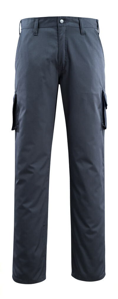 14779-850-010 Pants with thigh pockets - dark navy
