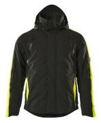 15035-222-0917 Winter Jacket - black/hi-vis yellow