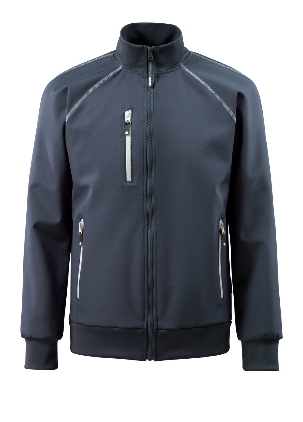 15202-220-010 Softshell Jacket - dark navy