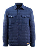 15304-097-01 Shirt with lining - navy