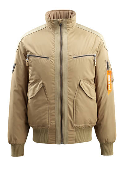 15335-166-05 Pilot Jacket - khaki
