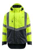 15501-231-17010 Outer Shell Jacket - hi-vis yellow/dark navy