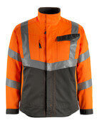 15509-860-1418 Jacket - hi-vis orange/dark anthracite