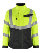 15509-860-1709 Jacket - hi-vis yellow/black